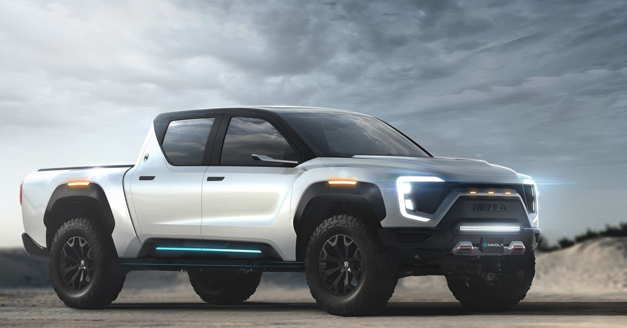 General Motors och Nikola Motors ingår partnerskap