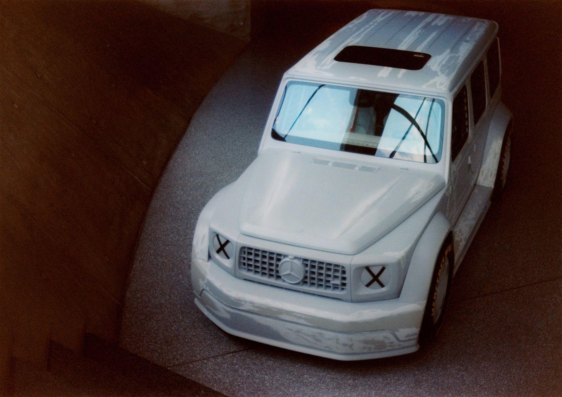 Det här är Project Geländewagen