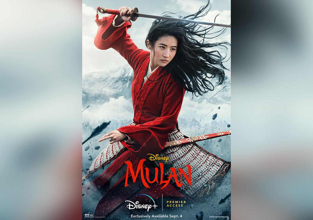 Disney får kritik för Kina-kramande i Mulan