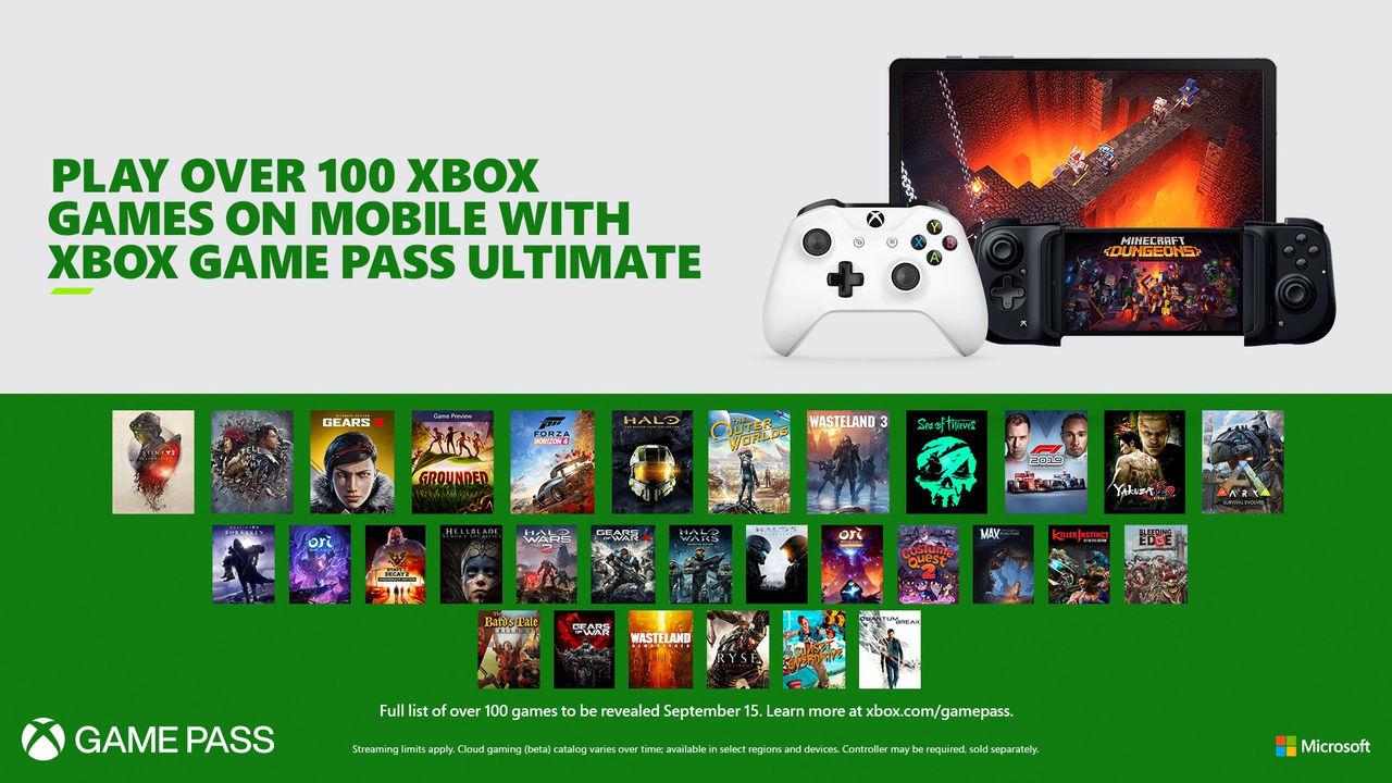 Xbox Game Pass for PC lämnar beta