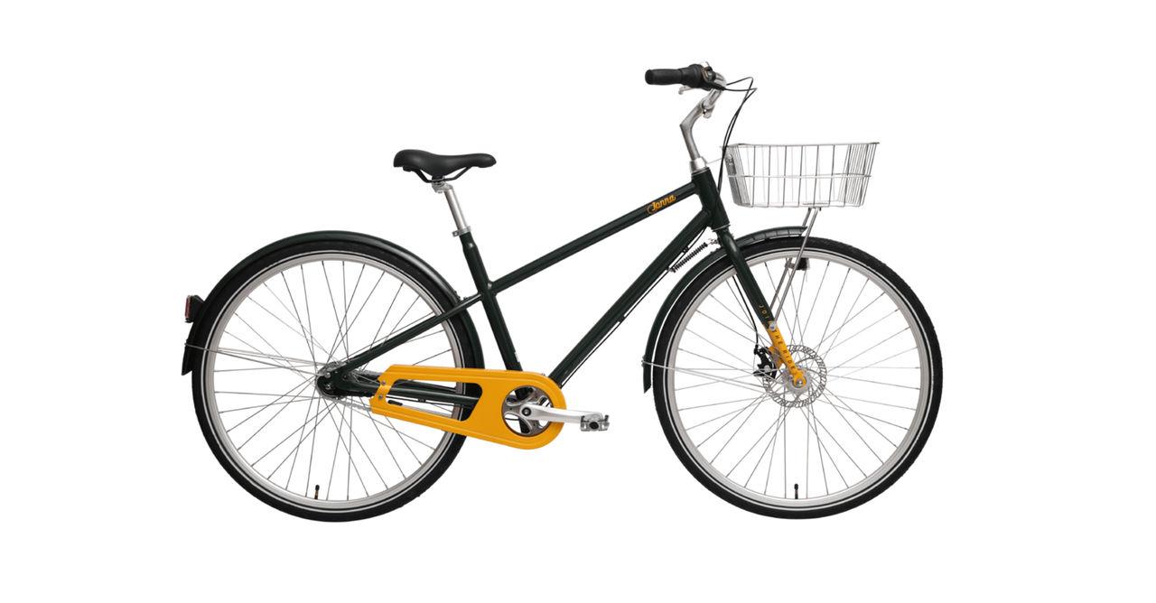 Jonna Bikes - ny abonnemangstjänst för cyklar