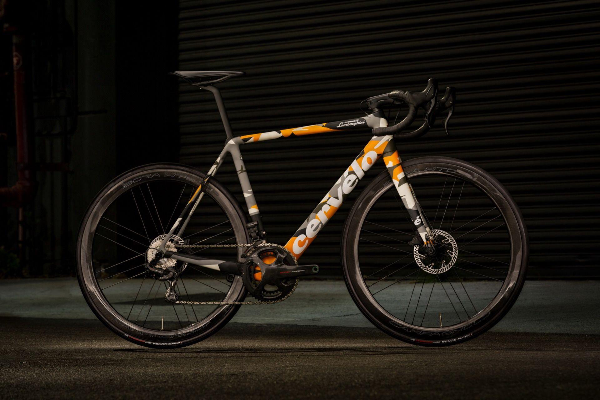 Ny cykel från Cervélo och Lamborghini