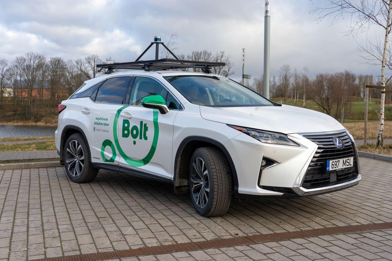 Självkörande bil deltog i Rally-VM för första gången