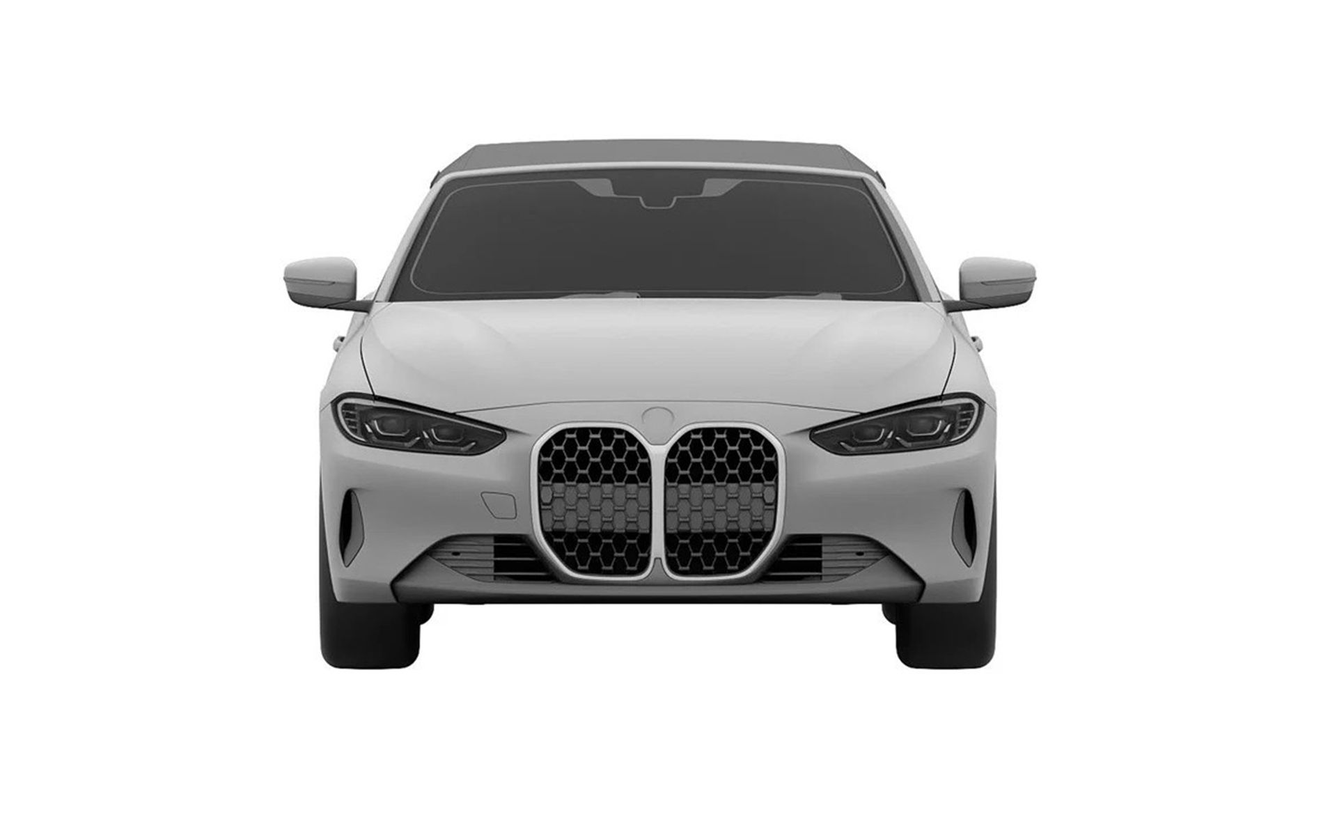 Patentritningar visar nya BMW 4-serie som cab