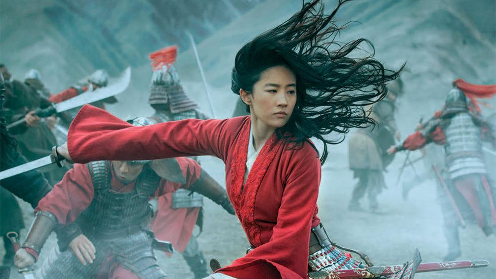 Kinesisk media förbjuds att skriva om Mulan