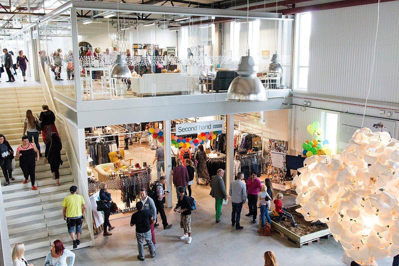 IKEA börjar sälja begagnade grejer