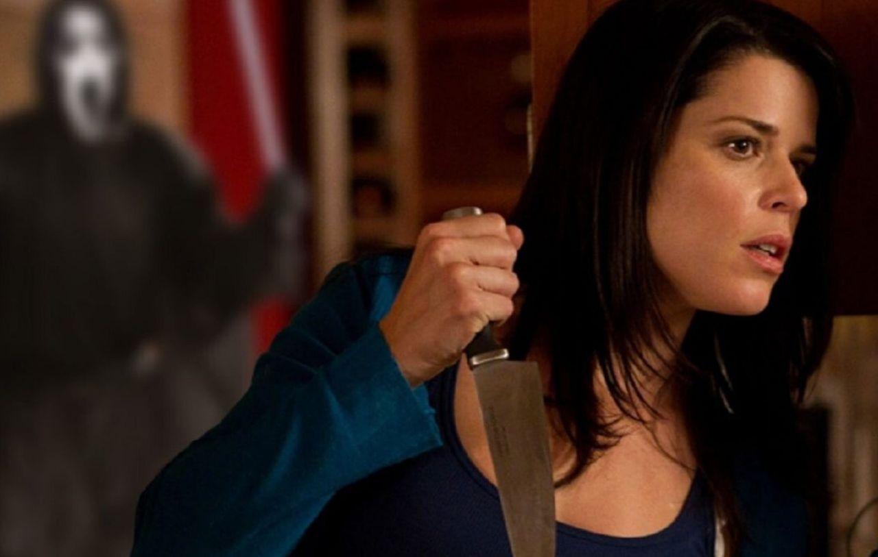 Neve Campbell dyker upp i Scream 5