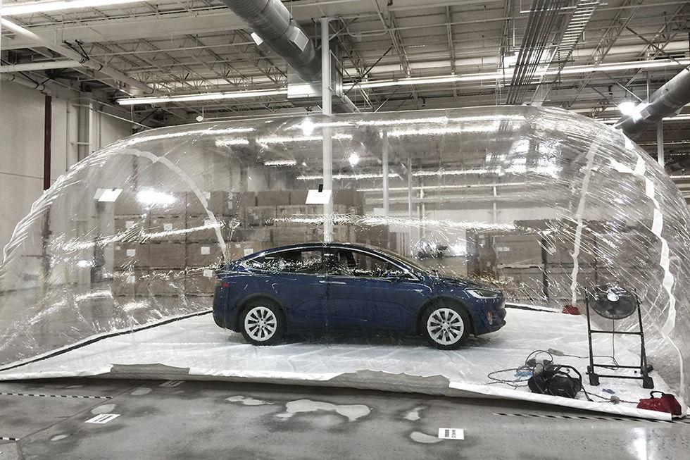 Elon Musk ser en framtid där Tesla gör klimatanläggningar