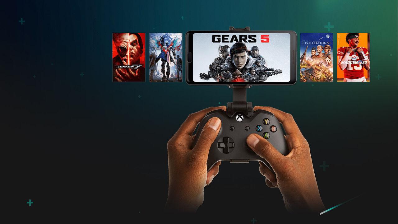 Microsoft listar spelen till xCloud