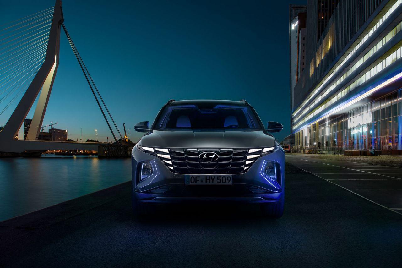 Det här är nya Hyundai Tucson. Ser ganska frän ut | Feber Bil