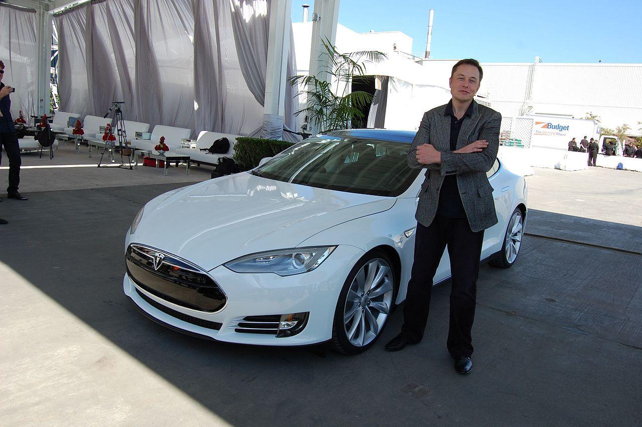 Elon Musk dissar Bill Gates