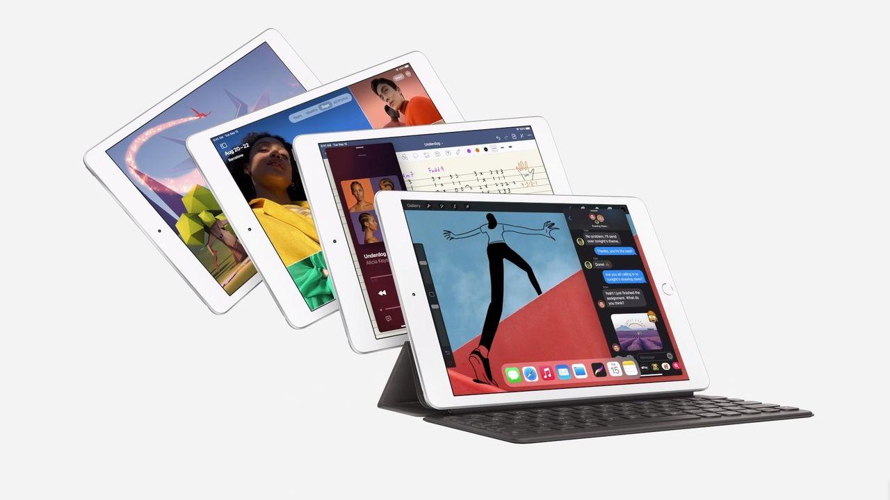 Apple presenterar åttonde generationens iPad