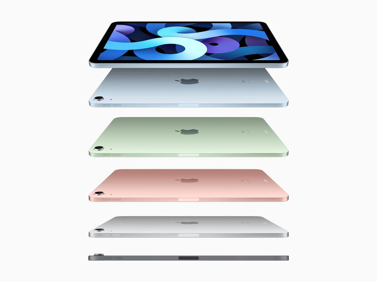 Apple släpper ny iPad Air!