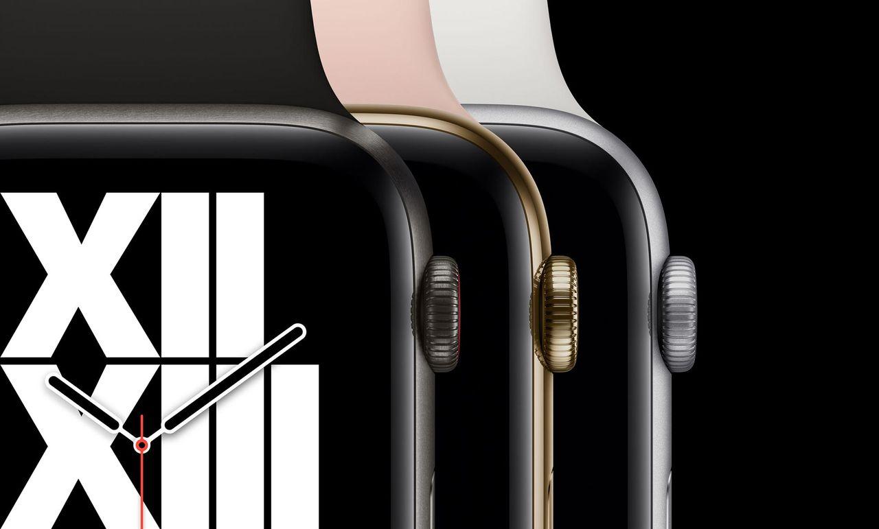 Det här skillnaden mellan Apple Watch-modellerna