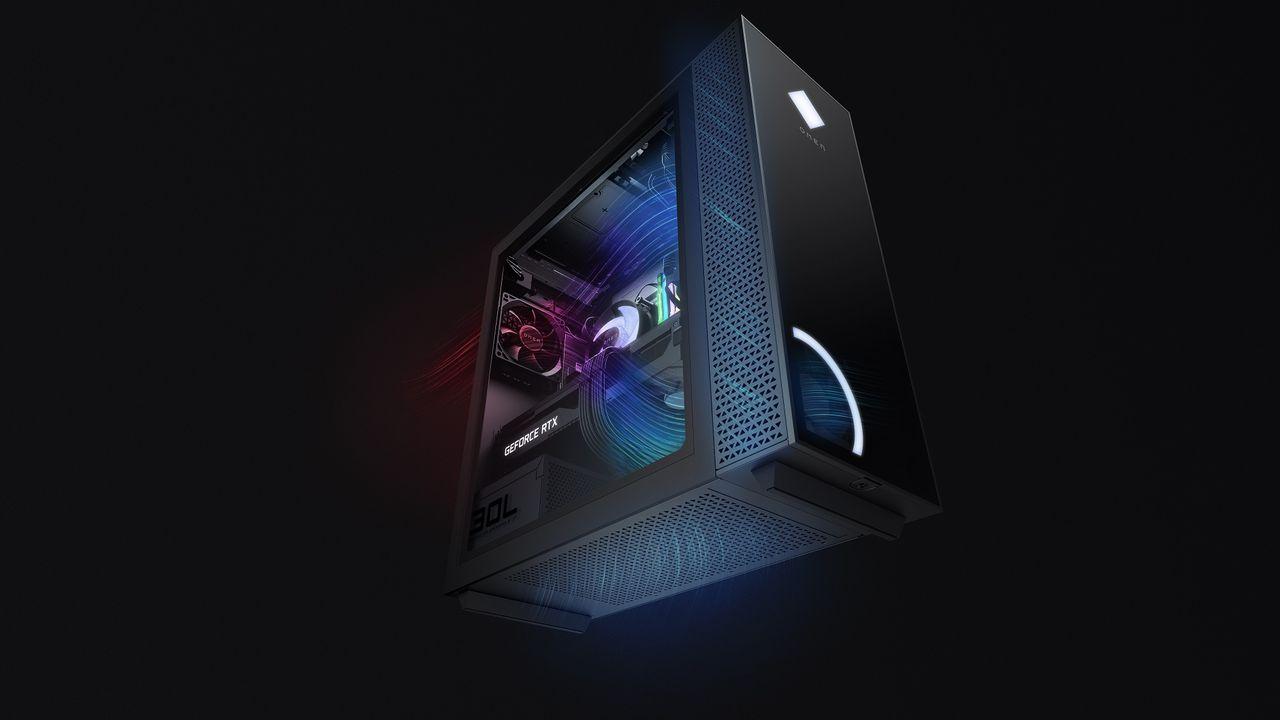 HP kommer klämma in RTX 3090 i Omen 30L