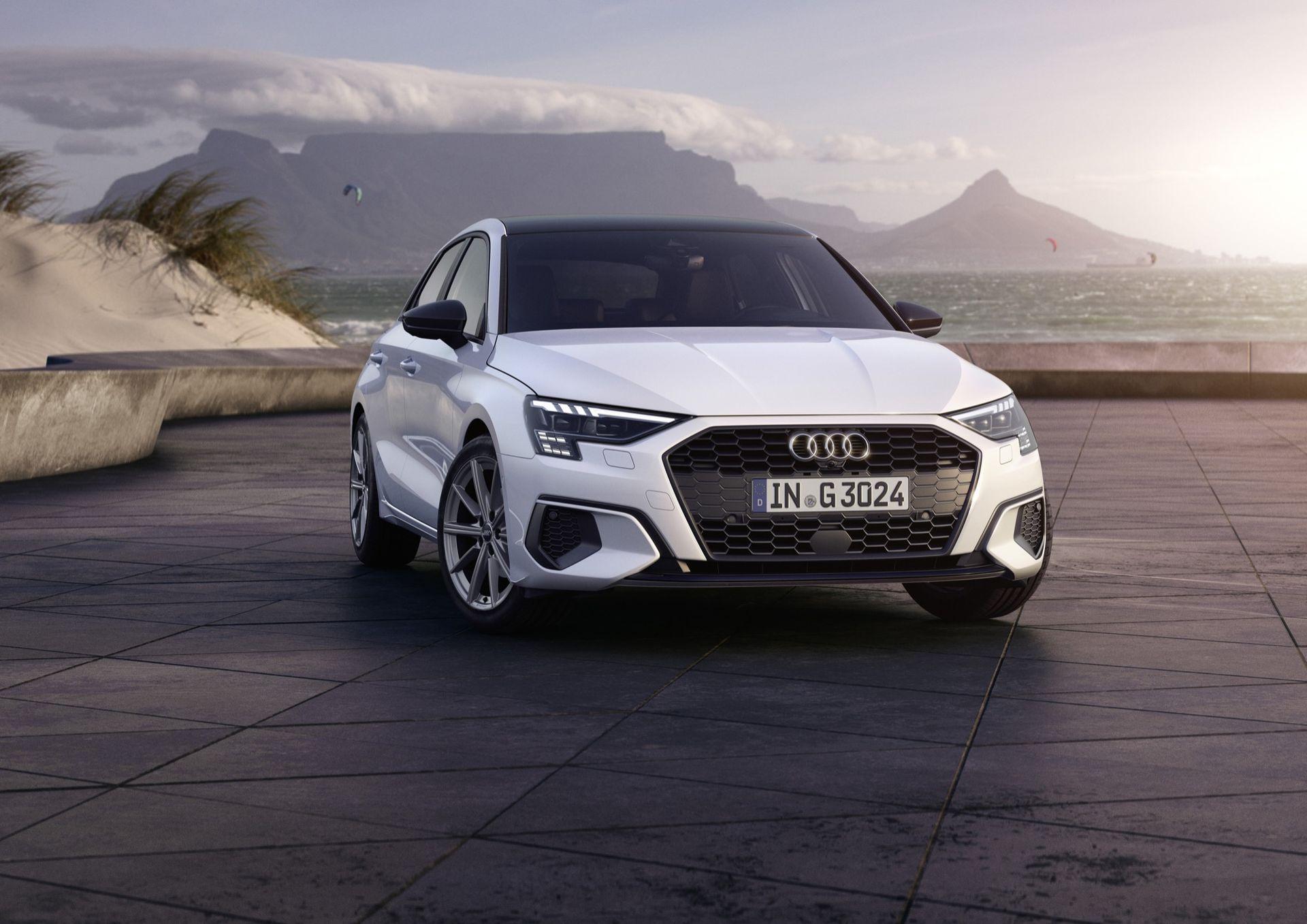 Gasdrivna Audi A3 Sportback g-tron går nu att köpa