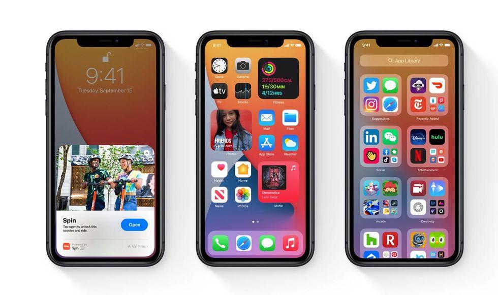 Nu kan du ladda ner iOS 14!