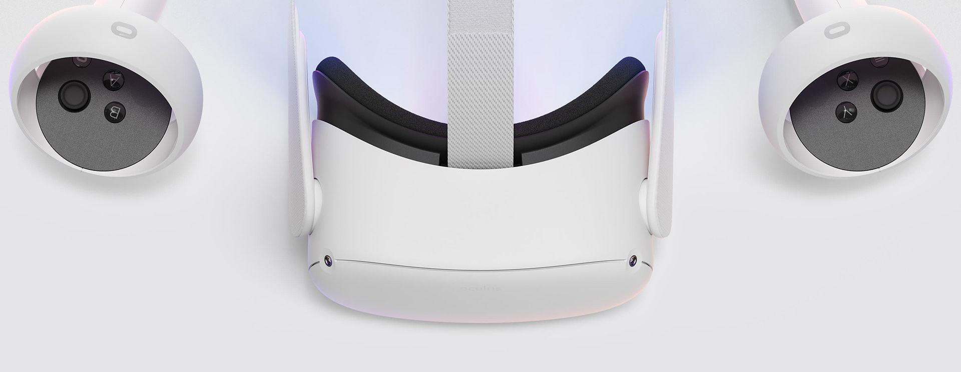Facebook presenterar Oculus Quest 2