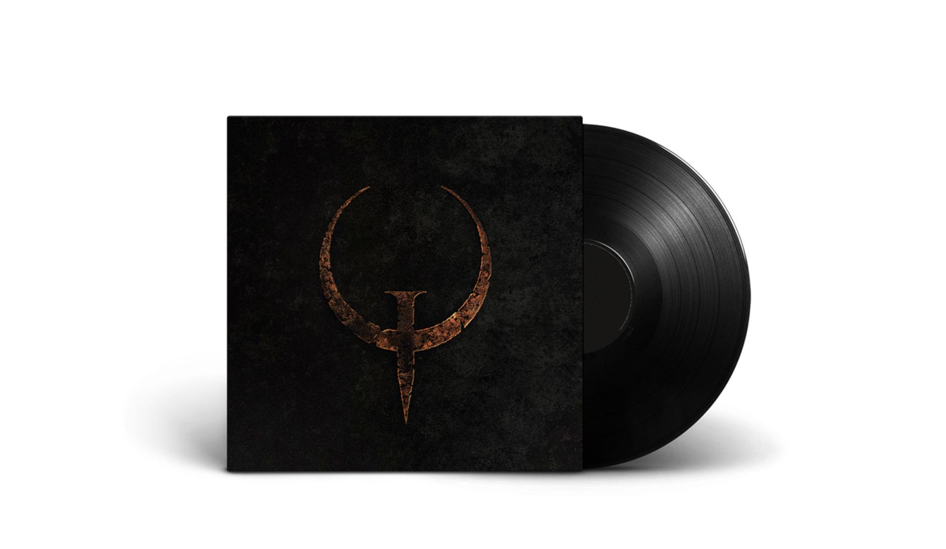 Nine Inch Nails Quake-soundtrack nu på vinyl
