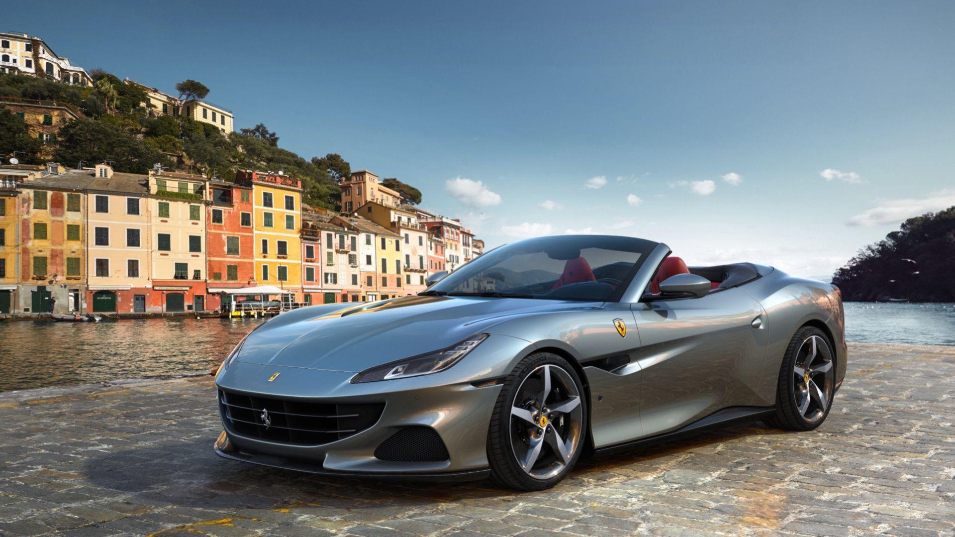 Ferrari släpper M-version av Portofino