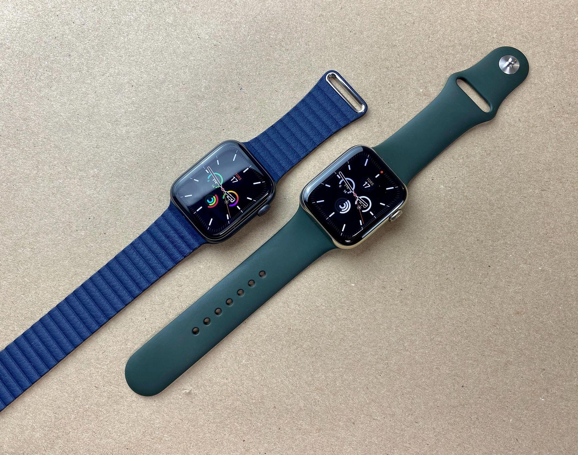 Vi har kollat in nya Apple Watch!