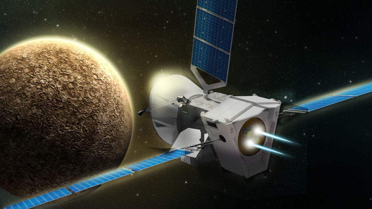 BepiColombo ska spana efter tecken på liv på Venus