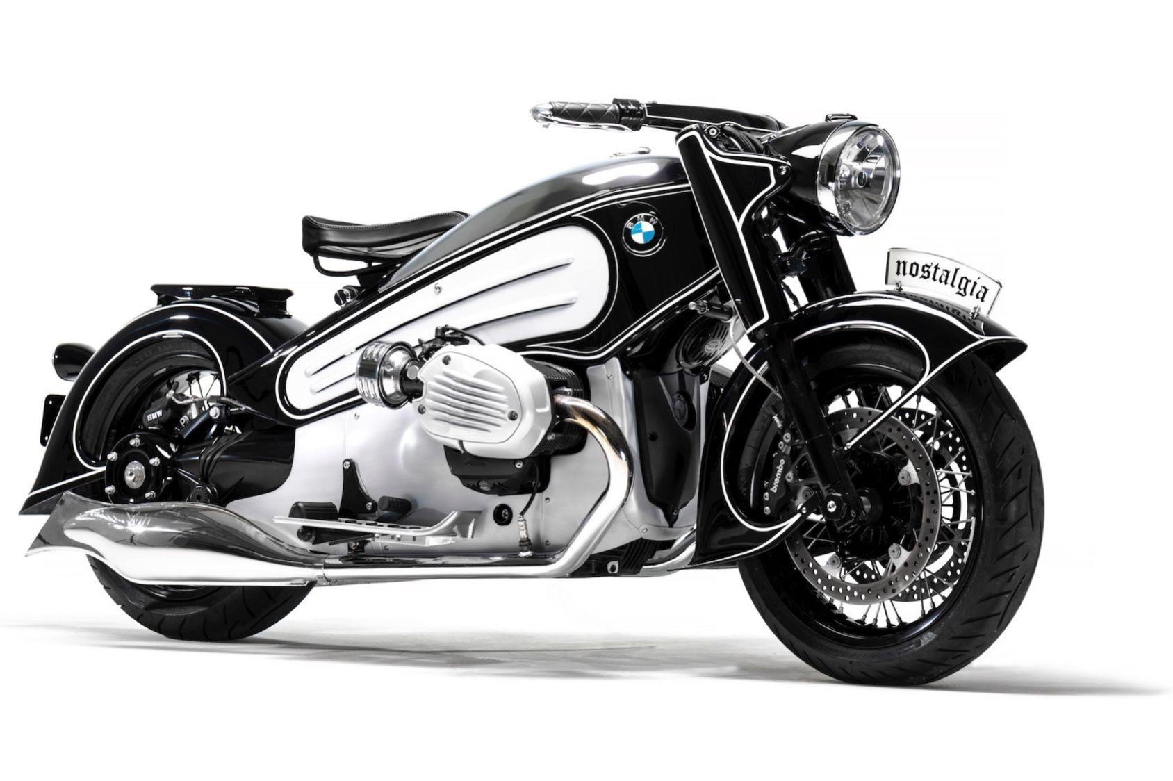 Förvandla en ny BMW R nineT till en BMW R7 från 1934