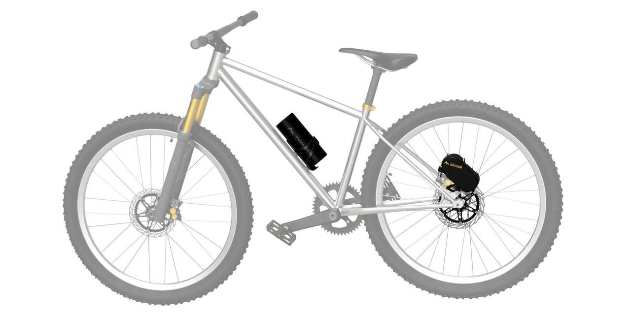 Elevate - eldriven påhängsmotor till cykeln