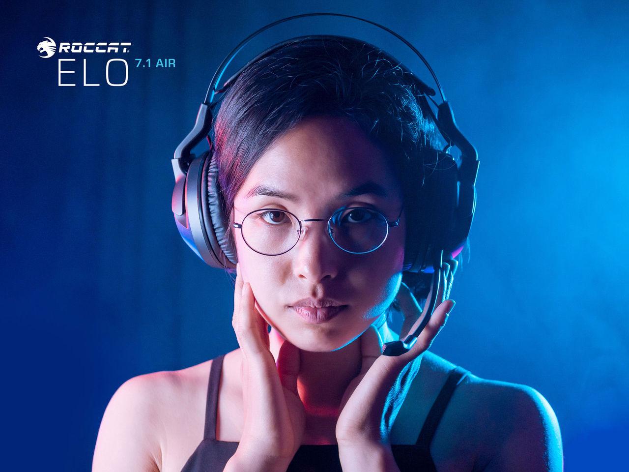 Roccat presenterar nya headset i Elo-serien