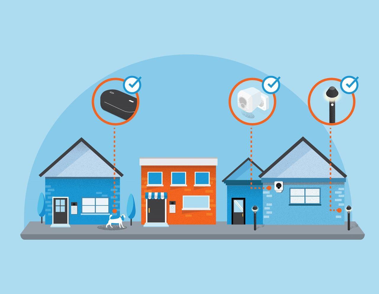 Amazon berättar lite mer om  trådlösa IoT-protokollet Sidewalk