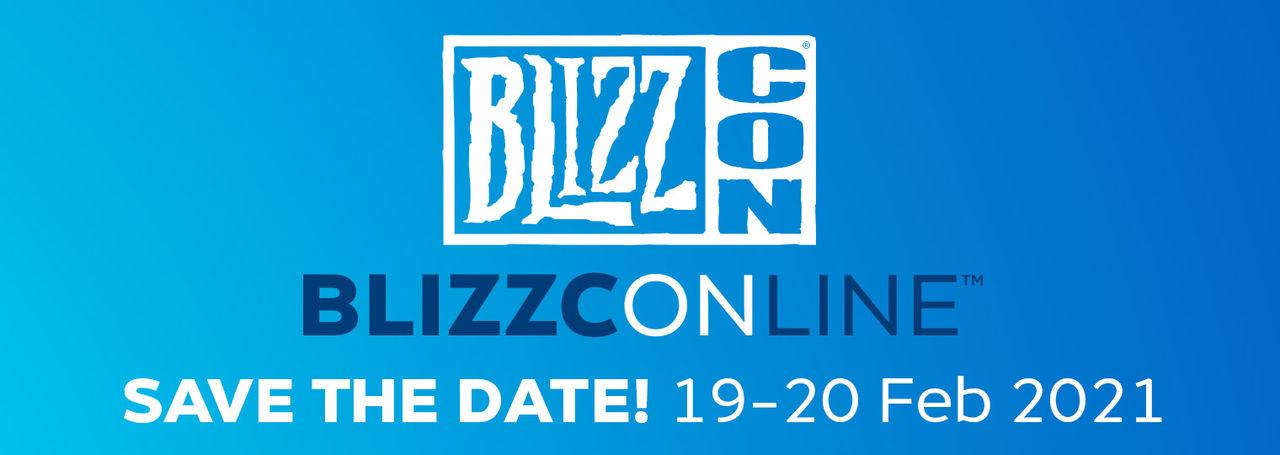 Blizzard spikar datum för digitalt Blizzcon