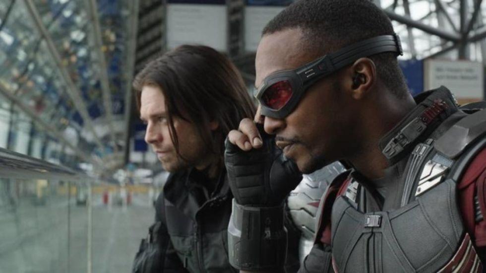 The Falcon and the Winter Soldier försenas till 2021