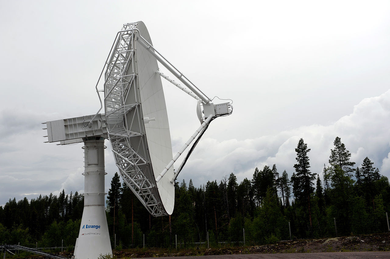 Sverige och Kina avslutar rymdsamarbete