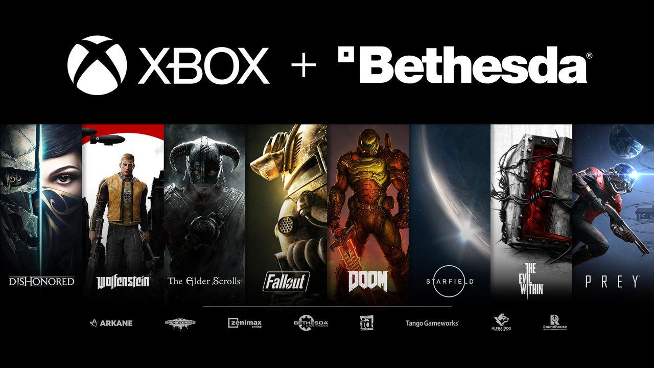 Bethesda-spel till andra plattformar bestäms från fall till fall