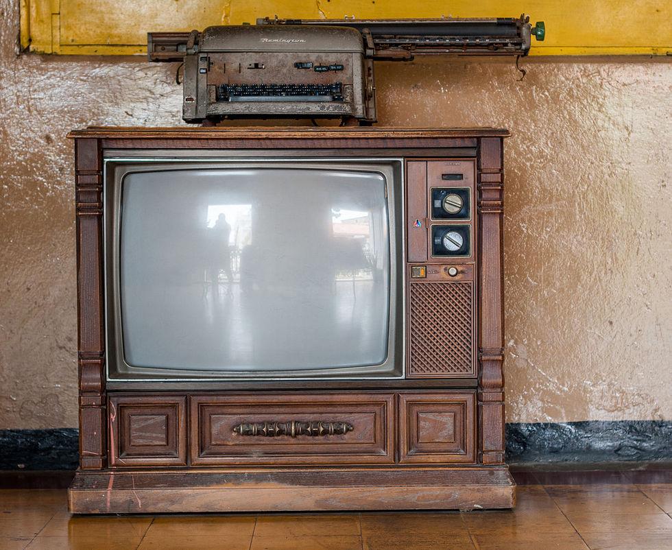 TV-apparat störde en hel bys bredband