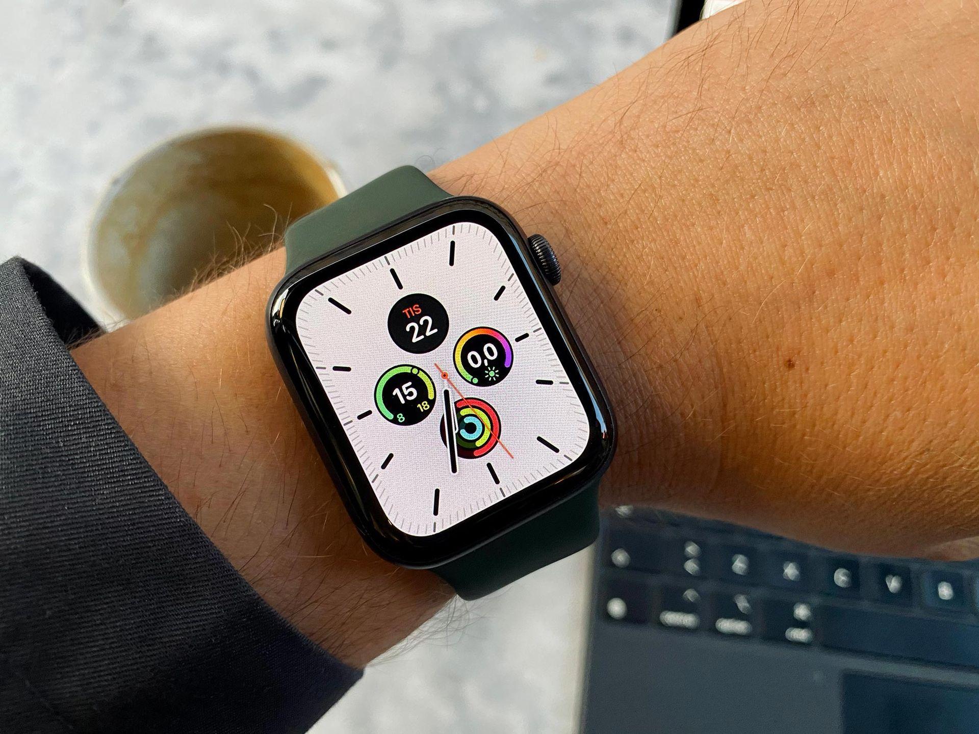 Apple Watch SE har nästan allt man behöver