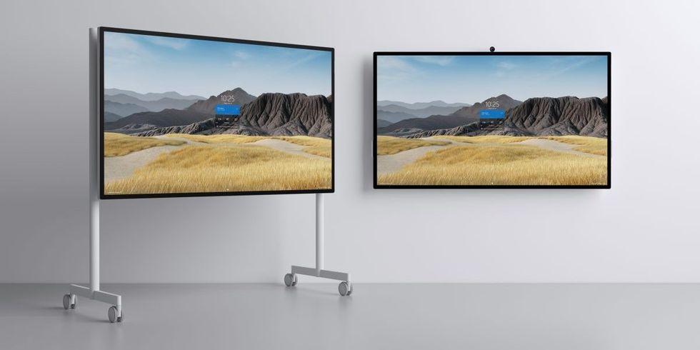 Microsoft presenterar en ännu större Surface Hub 2S