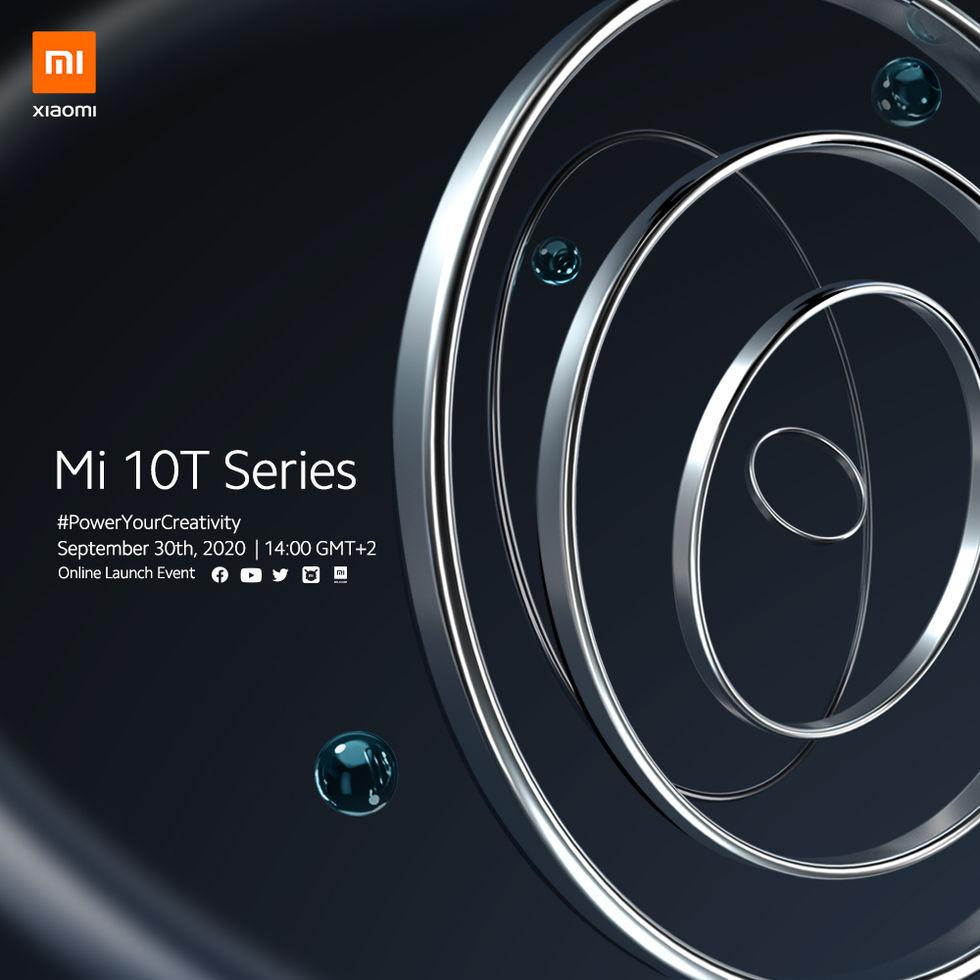 Xiaomi håller låda 30 september