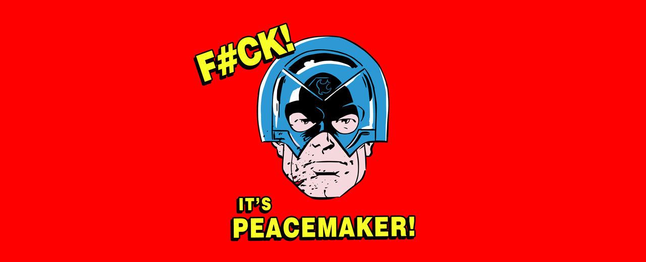 Peacemaker får en egen tv-serie