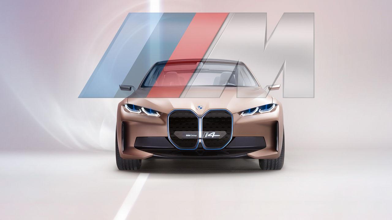 BMW:s första eldrivna M-bil kommer nästa år