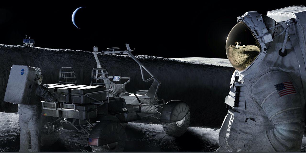 NASA behöver 28 miljarder dollar för att ta sig till månen igen
