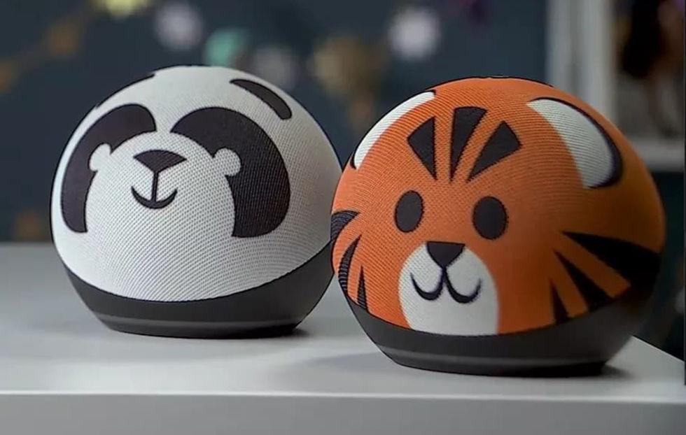 Amazon Echo Dot får ny design