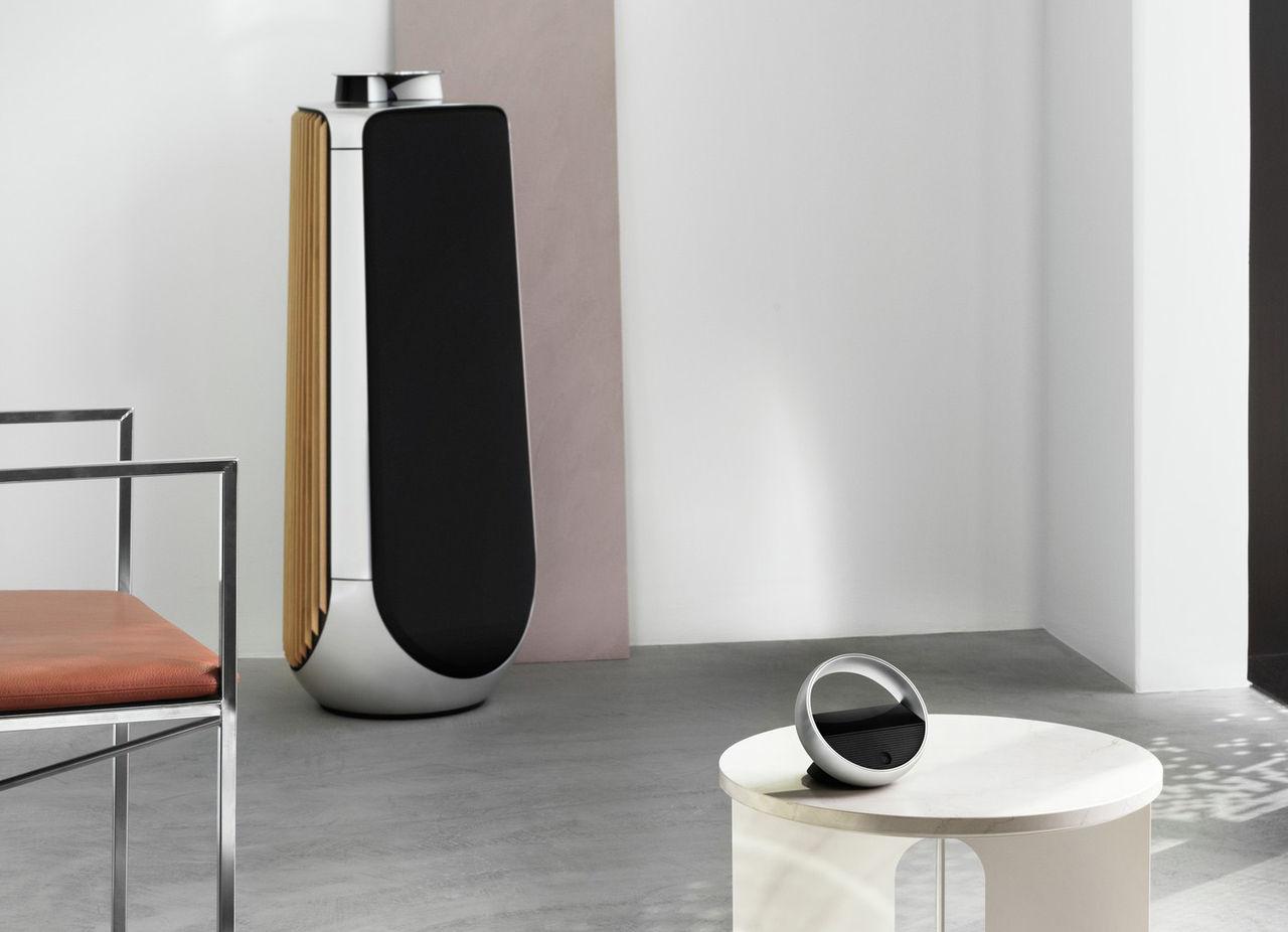 Bang & Olufsen presenterar Beoremote Halo