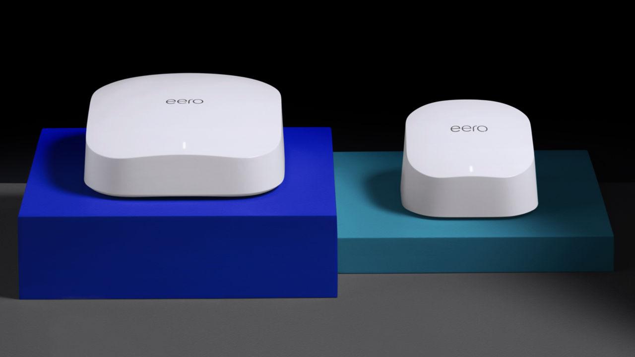 Amazon Eero får stöd för Wi-Fi 6