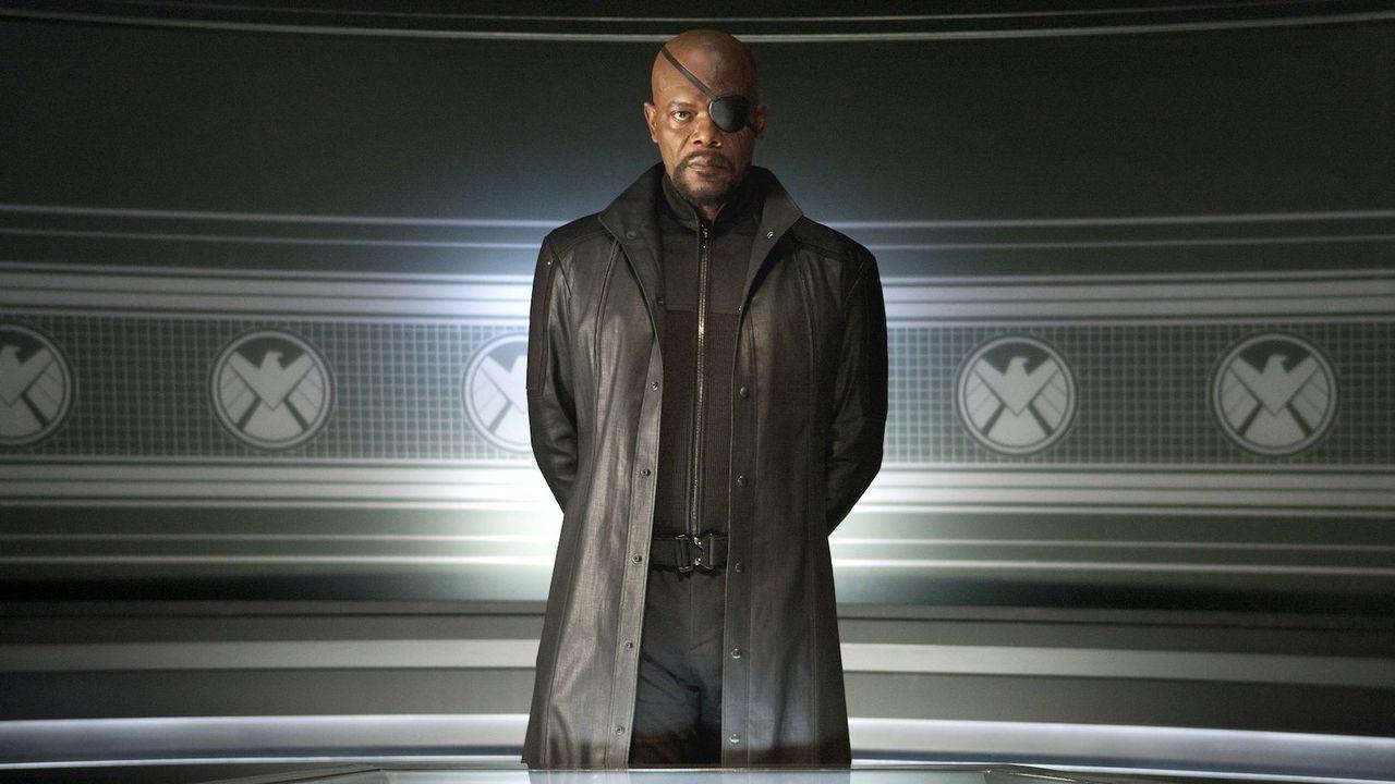 Marvel gör serie om Nick Fury