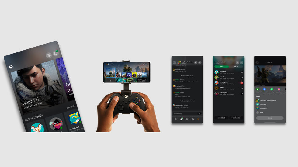Snart kommer Remote Play för Xbox till iOS