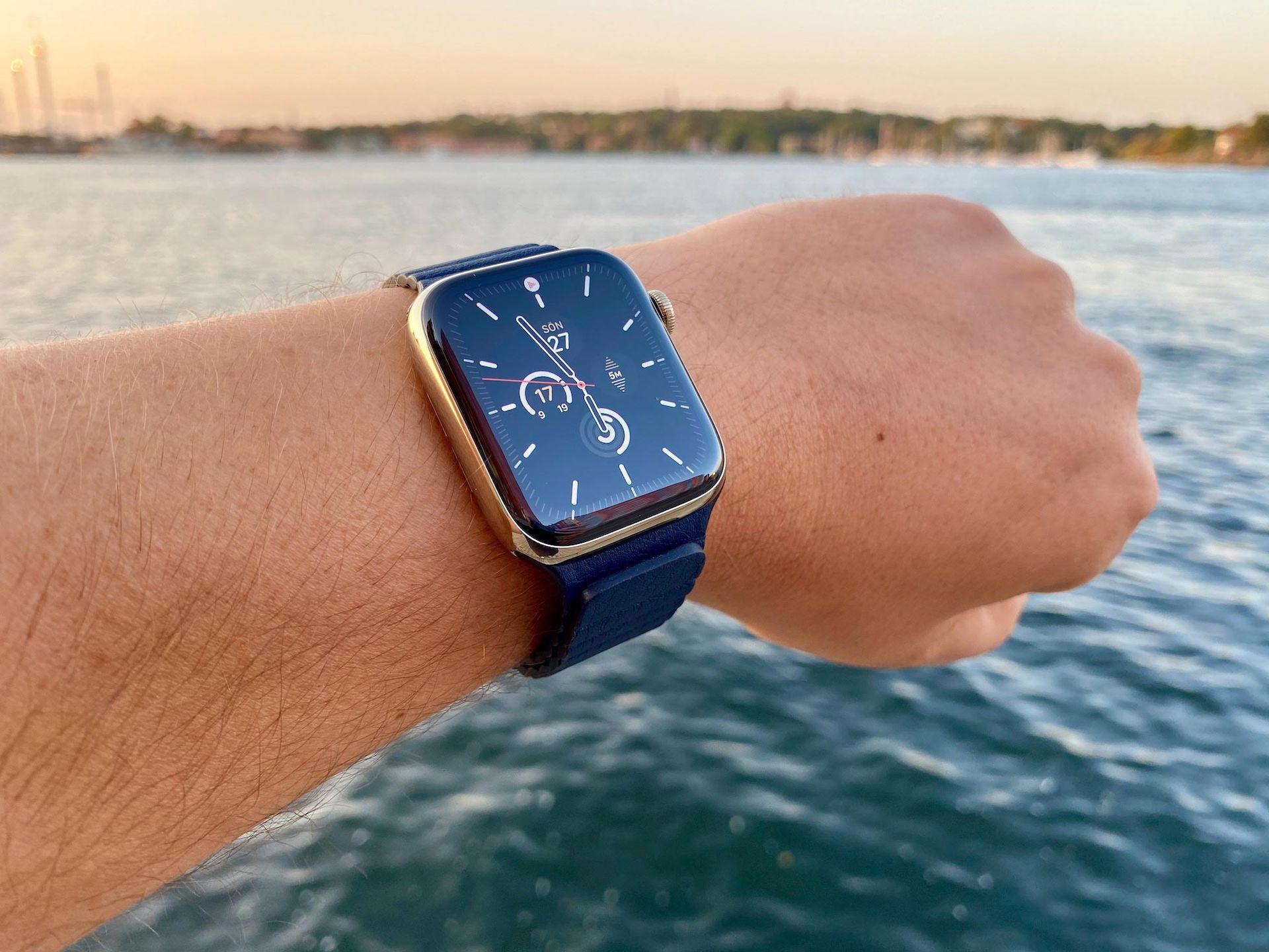 Apple Watch börjar närma sig perfektion