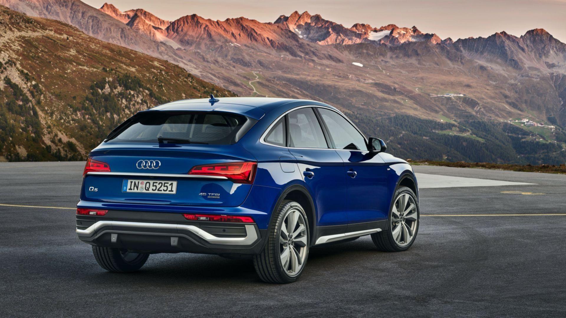 Nu kommer även Audi Q5 som Sportback