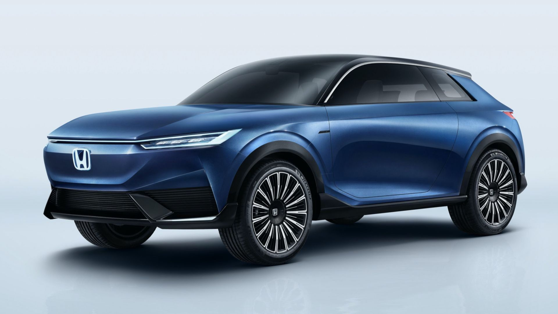 Honda visar eldrivna SUV e:concept