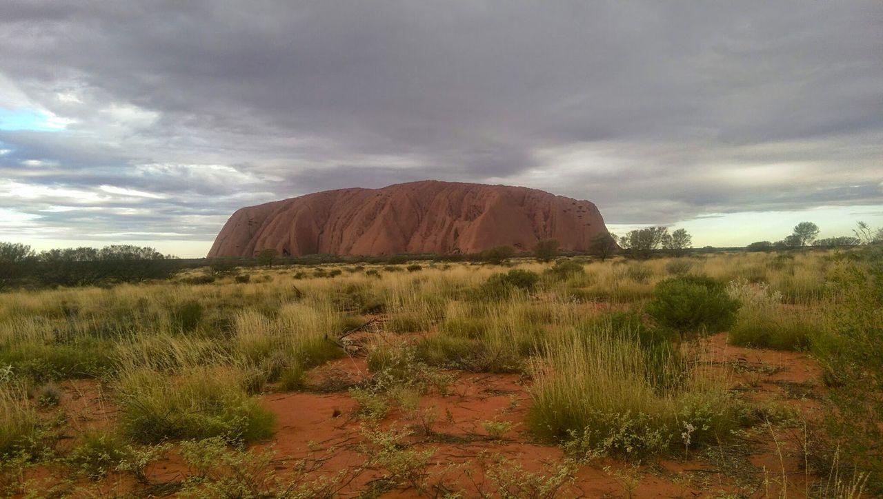 Google Maps plockar bort street view-bilder från Uluru